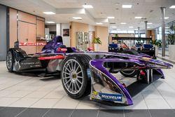 Coche DS Virgin Racing