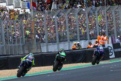 Маверик Виньялес, Yamaha Factory Racing, Жоан Зарко, Monster Yamaha Tech 3, Валентино Росси, Yamaha