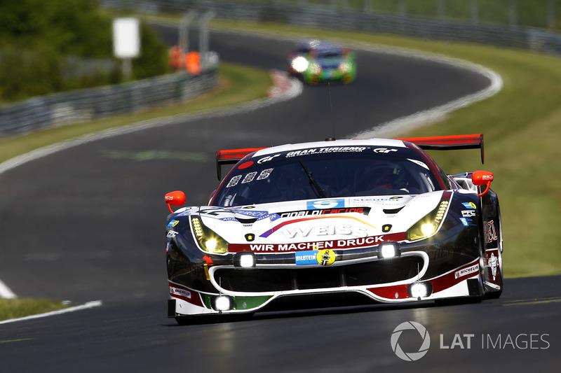 3. #22 Wochenspiegel Team Monschau, Ferrari 488 GT3
