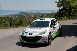 Domenico Erbetta, Valerio Silvaggi, Peugeot 207 S2000, GDA Communications