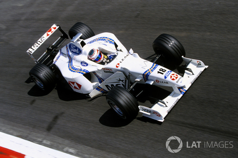 Rubens Barrichello, Stewart SF2-Ford, 1998