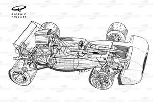 Tyrrell 002 1971 detailed overview