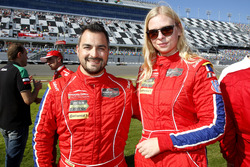 Alessandro Balzan and Christina Nielsen