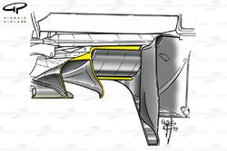 Diffuseur étagé de la Ferrari F2002 (653)