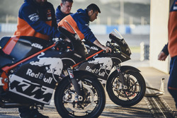 Bikes von Red Bull KTM Factory Racing