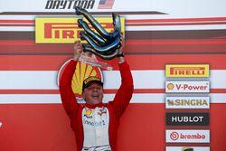 Winnaar Thomas Loefflad, StileF Squadra Corse