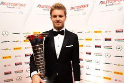Il Campione del Mondo Nico Rosberg, Mercedes AMG F1