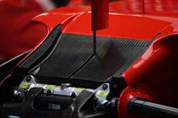 Ferrari SF70H, Chassis, Detail