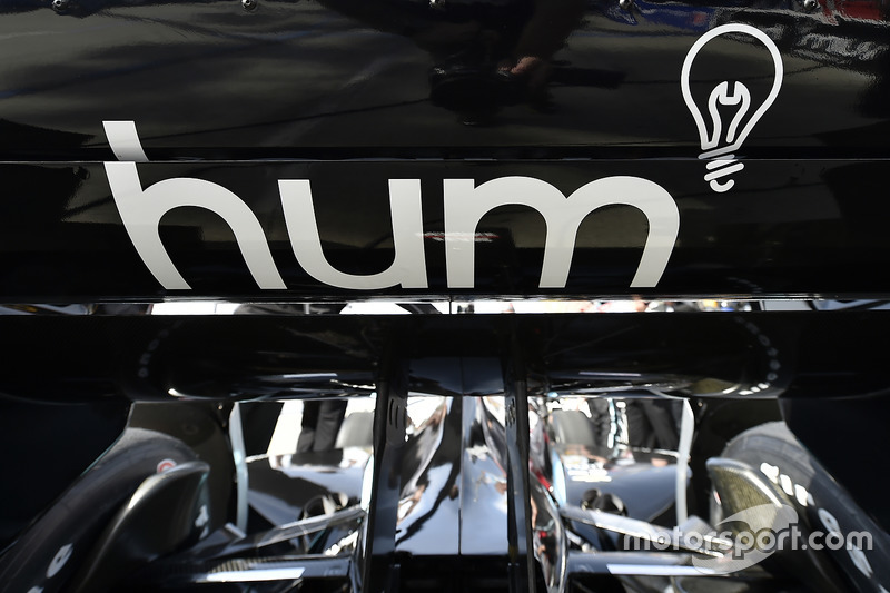 Auto von Josef Newgarden, Team Penske, Chevrolet