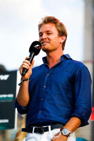 Wereldkampioen Nico Rosberg