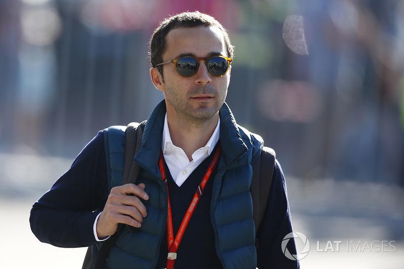 Nicolas Todt, menedżer kierowców