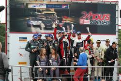 Marc Weber, Nico Stuerzinger, Mike Fenzl, Pieder Decurtins, T2 Racing Switzerland