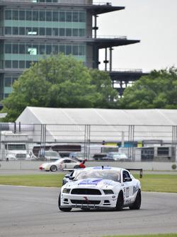 #00 TA4 Ford Mustang, James Pesek, PF/Rennsport KC Racing