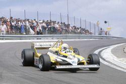 René Arnoux, Renault RE30