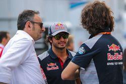 Карлос Сайнс-младший, Scuderia Toro Rosso