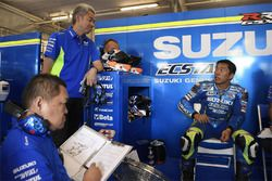 Shinichi Sahara, Team Suzuki MotoGP project leader