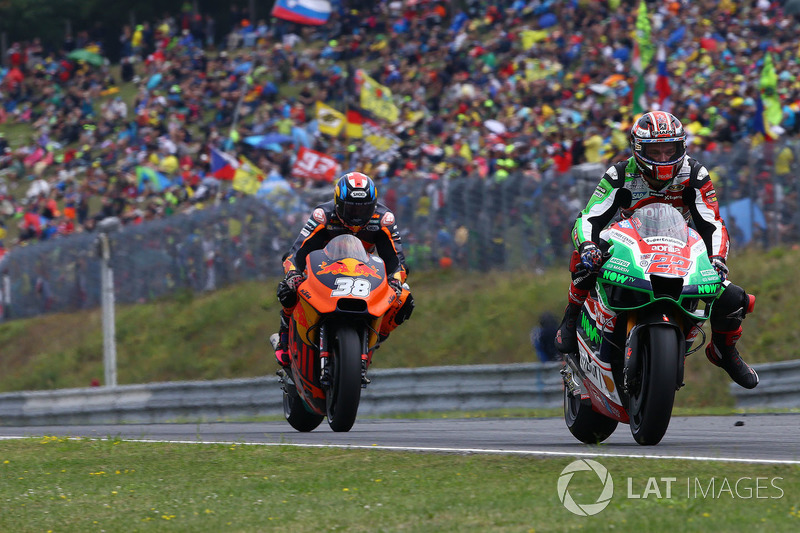 Sam Lowes, Aprilia Racing Team Gresini, Bradley Smith, Red Bull KTM Factory Racing