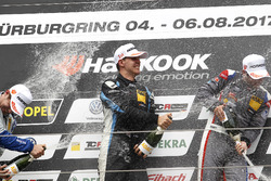 Podium: Josh Files, Target Competition, Honda Civic Type R-TCR