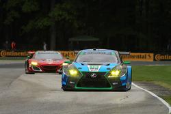 #15 3GT Racing Lexus RCF GT3: Скотт Пруетт, Джек Хоксворт