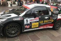 Andrea Crugnola, Moira Lucca, Citroen DS3 WRC, D-Max Swiss
