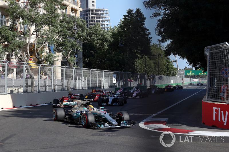 Grand Prix d'Azerbaïdjan 2017