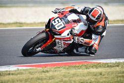 #50 Team April Moto Motors Events, Honda: Gregory Leblanc, Matthieu Lagrive, Gregory Fastre