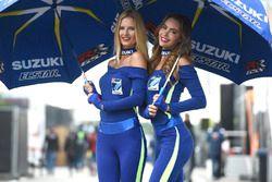 Девушки Suzuki