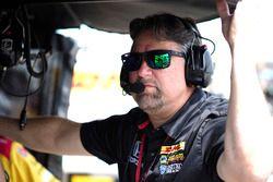 Michael Andretti, proprietario del team Andretti Autosport