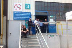 Personale dello stabilimento PETRONAS a Villastellone