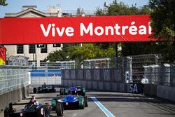 Nelson Piquet Jr., NEXTEV TCR Formula E Team. Nicolas Prost, Renault e.Dams, Robin Frijns, Amlin And