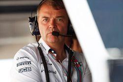 David Redding, Williams-Teammanager