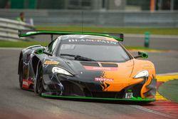 Strakka Racing McLaren 650 S GT3: Côme Ledogar, Rob Bell, Ben Barnicoat