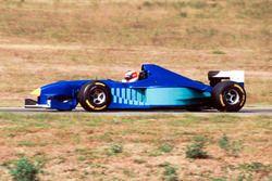 Michael Schumacher teste la Sauber Petronas C16 pour aider l'équipe