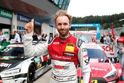 Ganador, René Rast, Audi Sport Team Rosberg, Audi RS 5 DTM