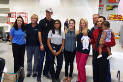 Joey Logano Foundation and Nurse-Family Partnership event