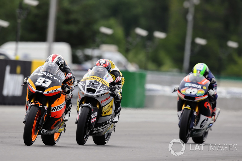 Victoire #23 : GP de République Tchèque 2012 de Moto2 - Brno