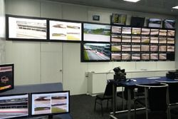 Race control room, Sepang