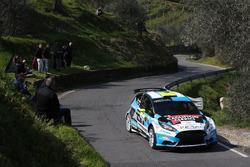 Ivan Ferrarotti, Giacomo Ciucci, Ford Fiesta R5, Movisport