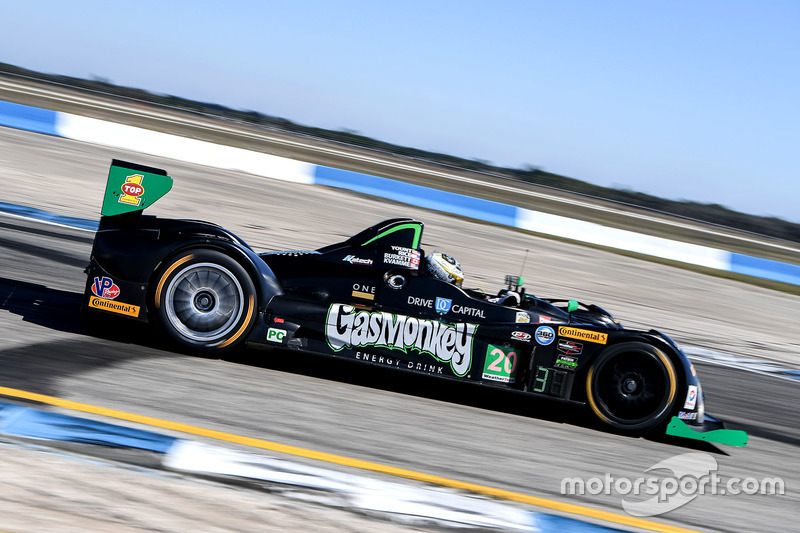 4. PC: #20 BAR1 Motorsports, ORECA FLM09