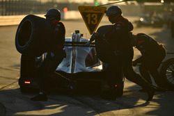 #13 Rebellion Racing ORECA 07: Neel Jani, Sébastien Buemi, Nick Heidfeld