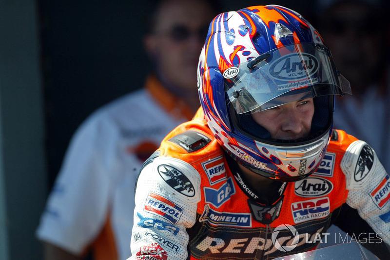 Это стало его путевкой в MotoGP и в команду Repsol Honda...