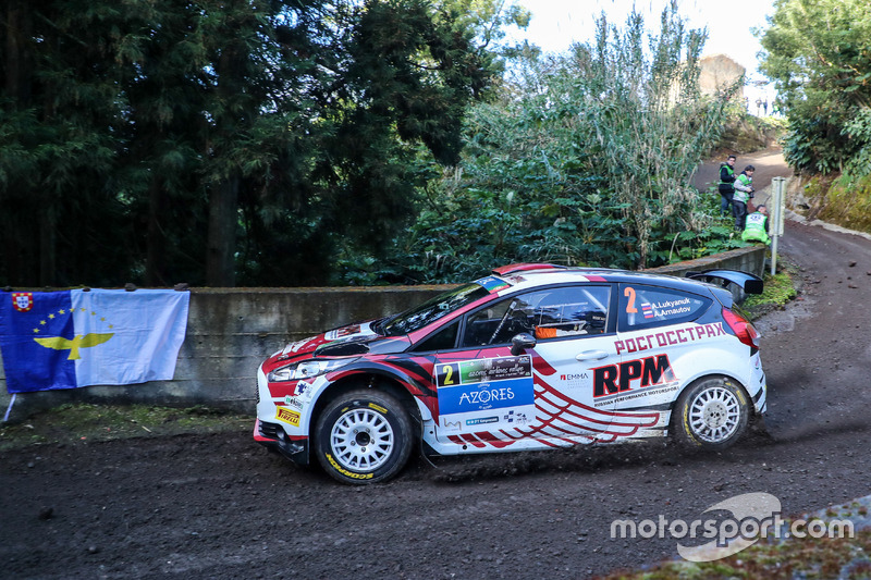 Алексей Лукьянюк/Алексей Арнаутов, Russian Performance Motorsport, ERC