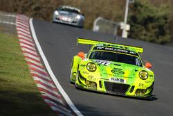 #911 Manthey Racing, Porsche GT-R: Romain Dumas, Fred Makowiecki, Patrick Pilet