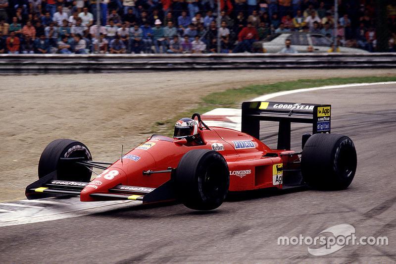 1987年:フェラーリF187