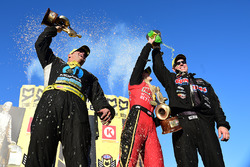 1. Top Fuel: Leah Pritchett; 1. Funny Car: Matt Hagan; 1. Pro Stock: Jason Line