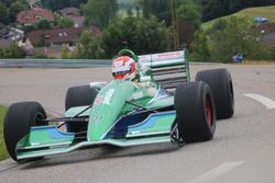 Markus Bosshard, Reynard 93D-Cosworth, RCU
