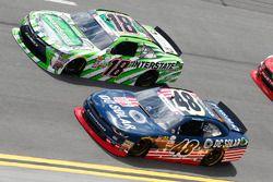 Brennan Poole, Chip Ganassi Racing Chevrolet Daniel Suárez, Joe Gibbs Racing Toyota