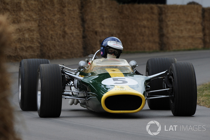Lotus 49 Chris McAllisteri