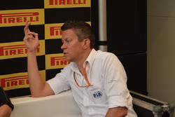 Marcin Budkowski, responsable técnico FIA