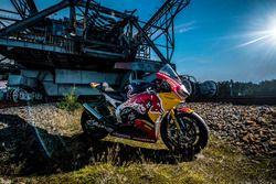 Stefan Bradl, Honda World Superbike Team, F60 digger